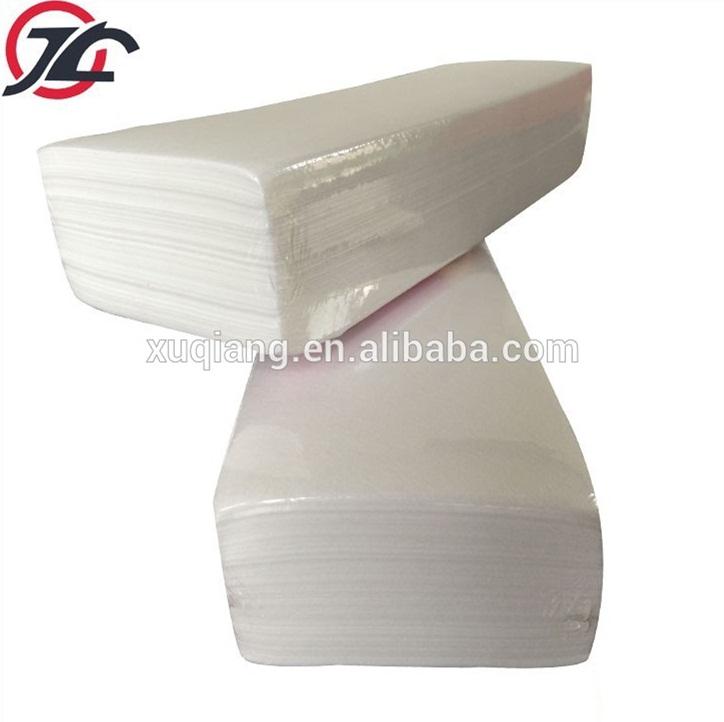 Opinion rolls of muslin waxing strips