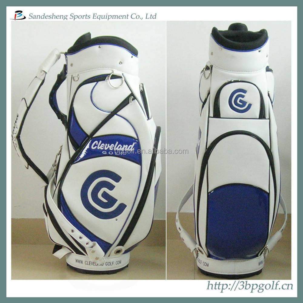 9f774ce8a9 New Design Custom Made Pu Golf Bag - Buy Custom Golf Staff .