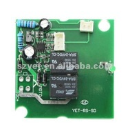 micro transmitter and receiver with CE & ROHS YET-RS-SD