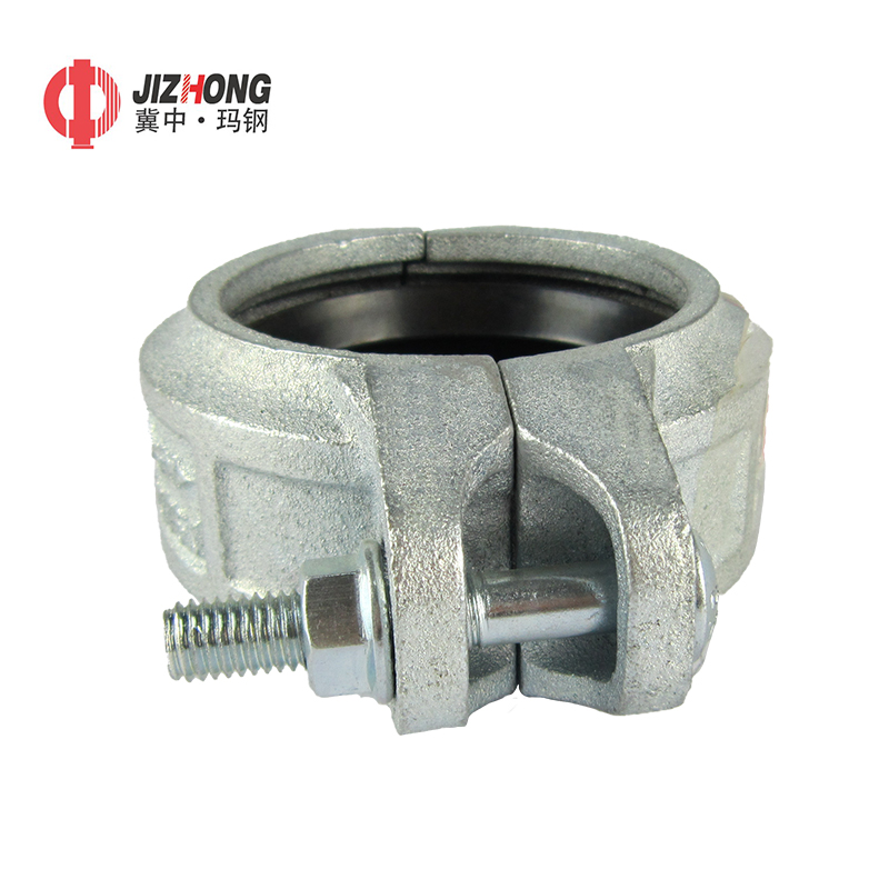 Galvanized Grooved Pipe Fittings Rigid Coupling or Joints