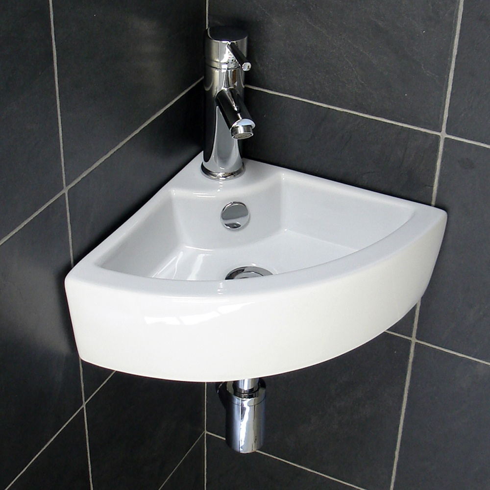 Cupc Wall Mount Designs Corner Bathroom