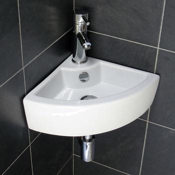 Cupc Wall Mount Designs Corner Bathroom