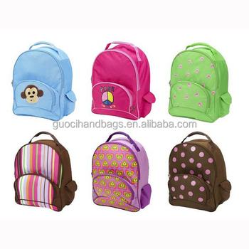 c7f3b330b3 Promotional Cheap Kindergarten Kids Backpack School Bag - Buy ...