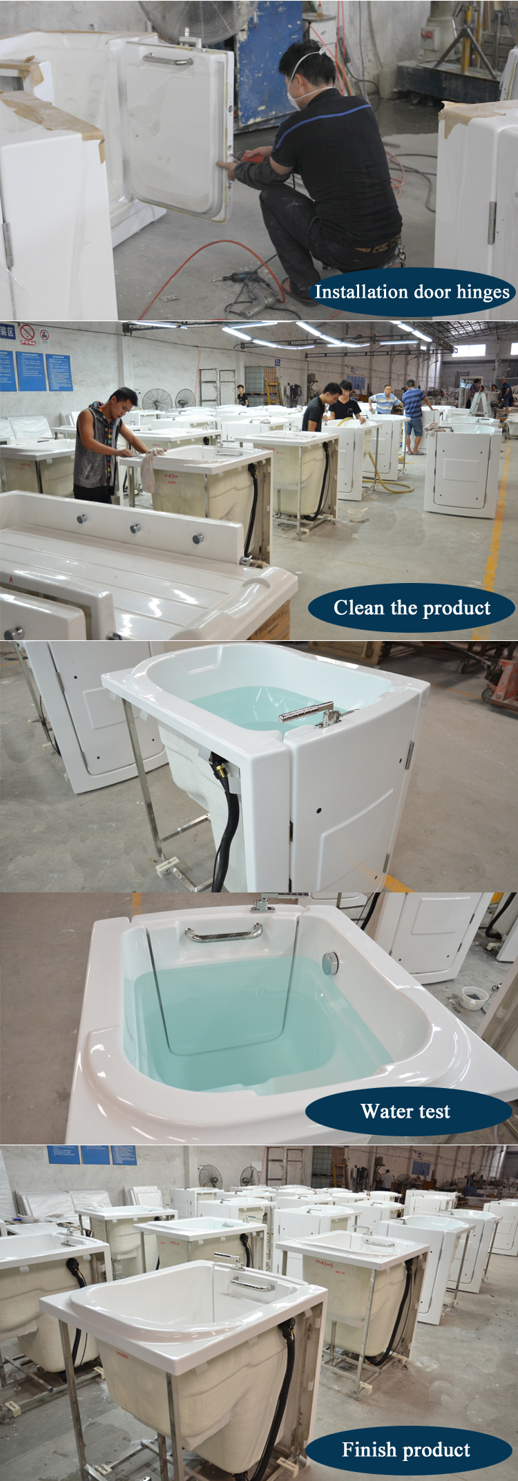 HS 1102B Lowes Walk In Bathtub With Shower,walk In Tub With Door/