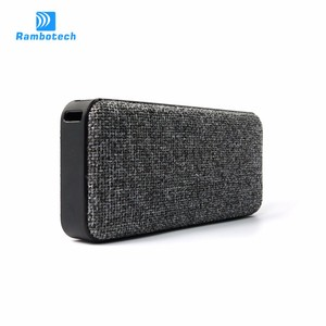 2017 new design wireless bluetooth speaker box waterproof Handsfree for all Bluetooth Devices RS600