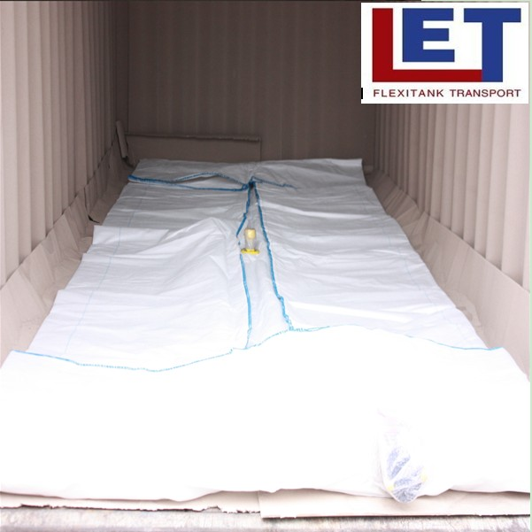 20 ft container flexitank heating pad