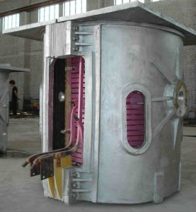Induction Furnace For Melting