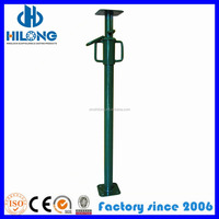Formwork adjustable steel jack adjustable shoring post support for sales