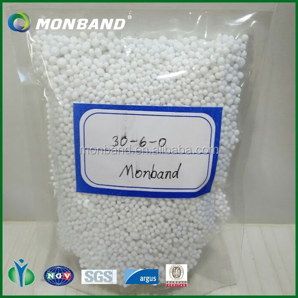 Water Soluble 30-6-0 Ammonium Nitrate Phosphorus