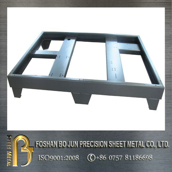 China Suppliers Precision Welding Customized Black Powder Coated ...