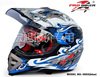 2014 Newest Motorcross Helmet Full Face Helmet ECE Approved Helmet