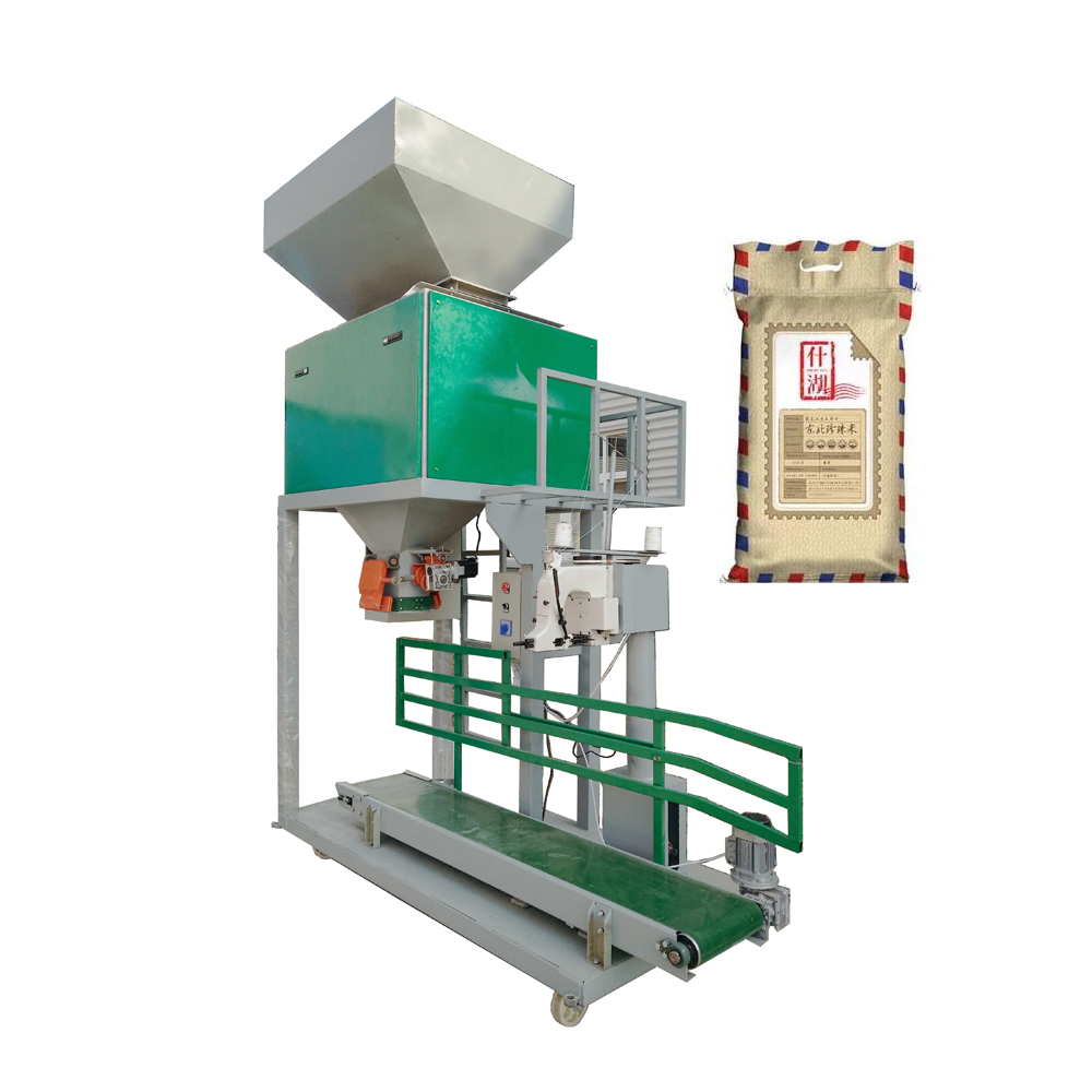 Grain Full Automatic Filling Sealing Packaging Machine For Candy/<strong>rice</strong>/nut