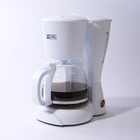 1.2L 900W glass professional automatic drip coffee maker
