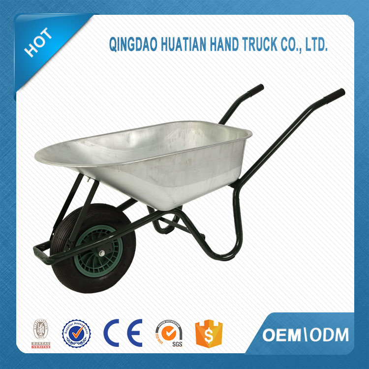 galvanized tray building construction wheelbarrow,motorized wheel barrow