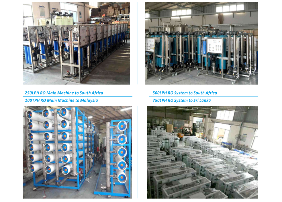 30TPH Industrial manufactures water treatment plant / Small Scale Mineral Drinking