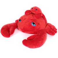 Custom Crab Toy Soft Plush Crab For Promotion