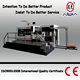 Post Printing Automatic Die Cutting Machine with Stripping Part