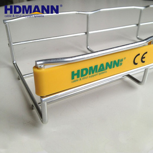 Hdmann Galvanizing Electrical Flexible Wire Mesh Cable Tray Manufacturer