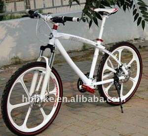 alluminium alloy mountain bicycle/bike mtb