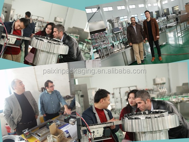 China new technology automatic easy operation shampoo detergent production line with CE&ISO9001 certification