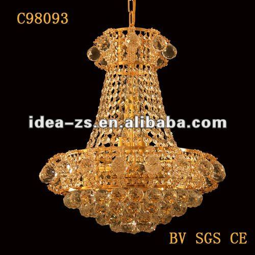 led pendant lamp, hanging lamp, a chandelier with great decoration