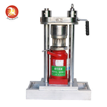 Hot sale home manual cold press sesame oil making machine