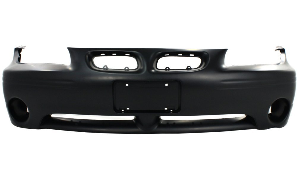 New Evan-Fischer EVA17872015963 Front BUMPER COVER Primed Direct Fit OE REPLACEMENT for 1997-2003 Pontiac Grand Prix *Replaces Partslink GM1000526