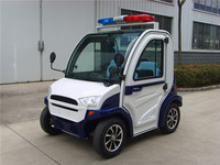 International qualified security electrical patrol car