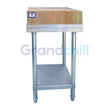 Delicieux Stainless Steel Fish Cleaning Table At Kitchen Outdoor With Wooden Top    Buy Stainless Steel Fish Cleaning Table Product On Alibaba.com