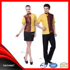 high quality hot sell stylish uniform hotel housekeeping