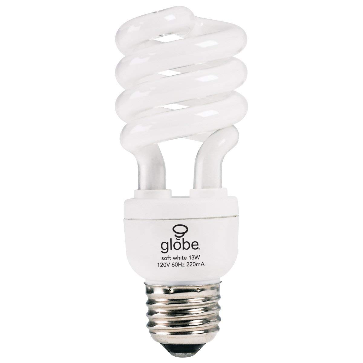 d743dbed424 Globe Electric 01321 60 Watt Vintage Edison S60 Squirrel Cage Incandescent  Filament Light Bulb