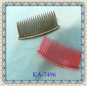 Wholesale Hair Accessories Metal Small Hair Combs Buy