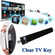 Hot selling!! Clear TV Key HDTV FREE TV Digital Indoor Antenna Stick 1080p Ditch Cable As Seen on TV