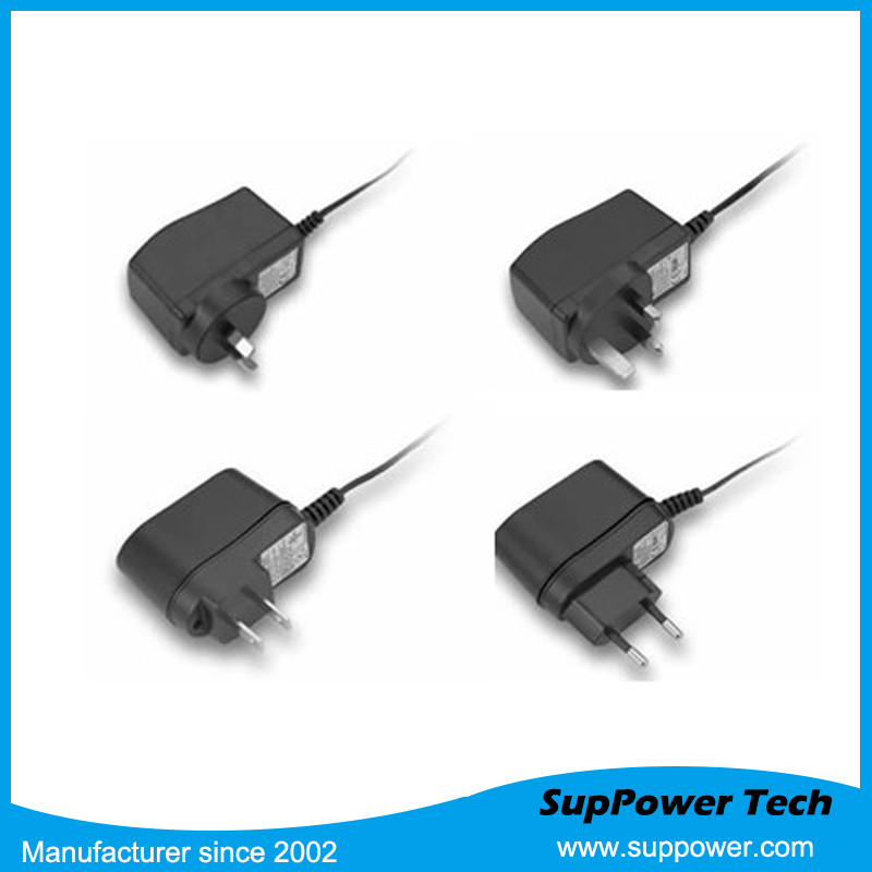 power adapter with battery backup 6v 4a adapter supply free sample plug with FCC PSE TUV GS certification