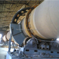 High Efficiency Bauxite Calcination Rotary Kiln For Hot Sale in India