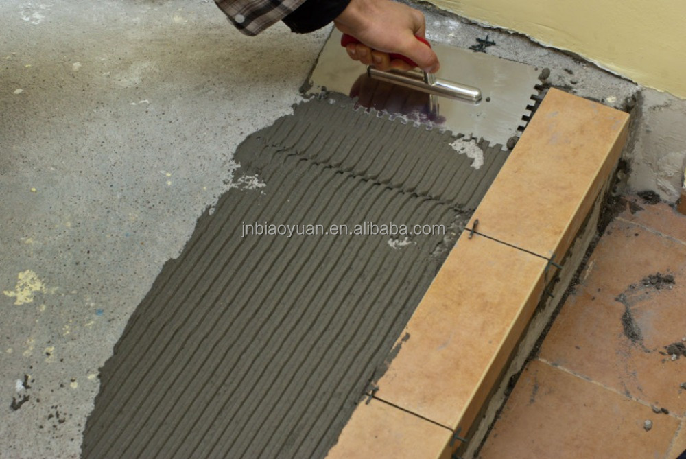 Quick Fast Drying Pattern Tile Fix Glue Adhesive Floor Tiles Mortar - Fast drying tile adhesive