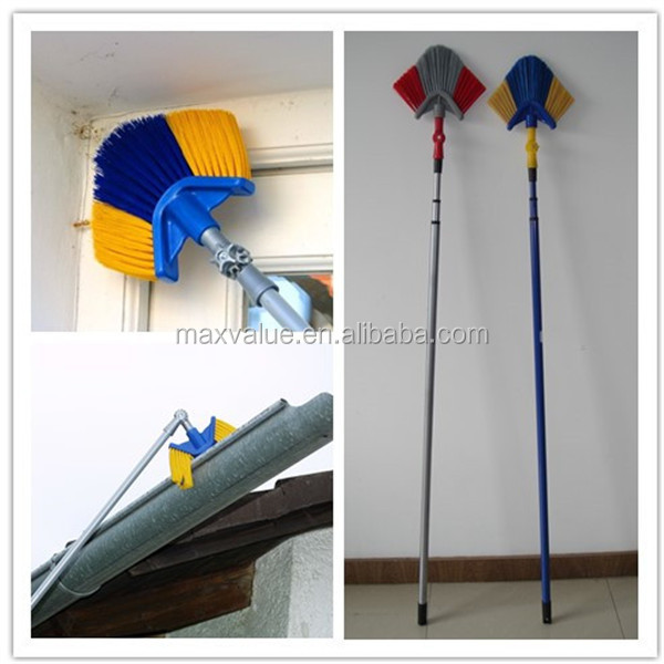 High Cleaning Corner Ceiling Dusting Roof Brush