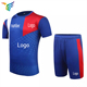 Cheap Custom Sublimated Print Youth Team Football Soccer Uniforms Sets