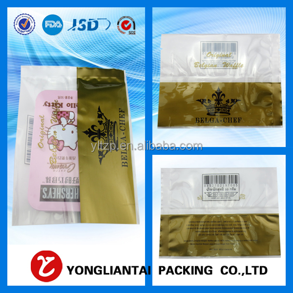 Customized printed vaccum sealer bags for food packing