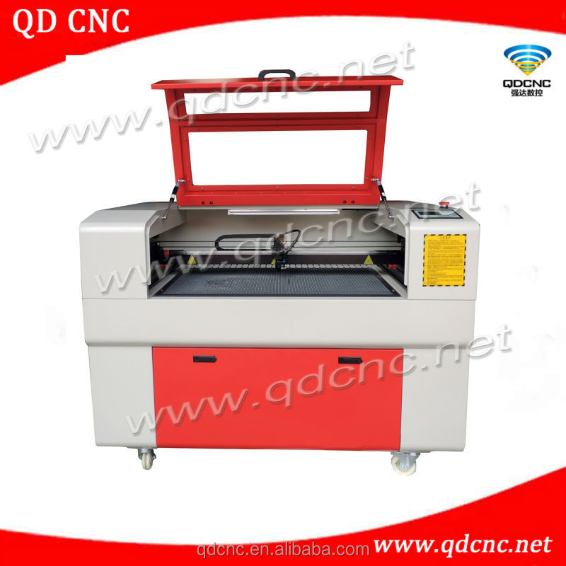 Qiangda 45/50/60W Mini Laser Cutting Machine QD-9060