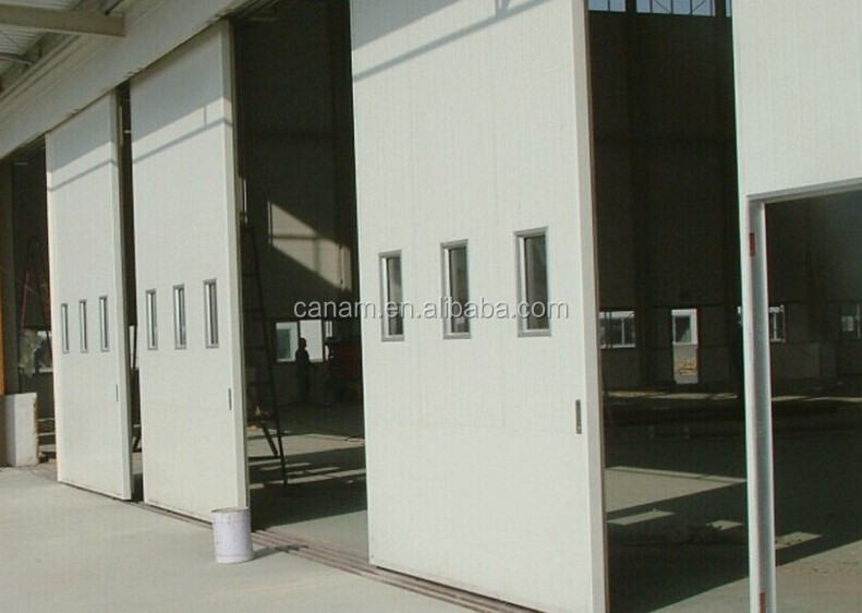 China Made folding Sectional Industrial Door