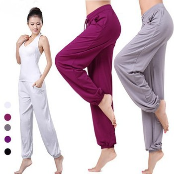 High Quality Viscose Yoga Pants,Junior Dance Pants Wholesale - Buy ...