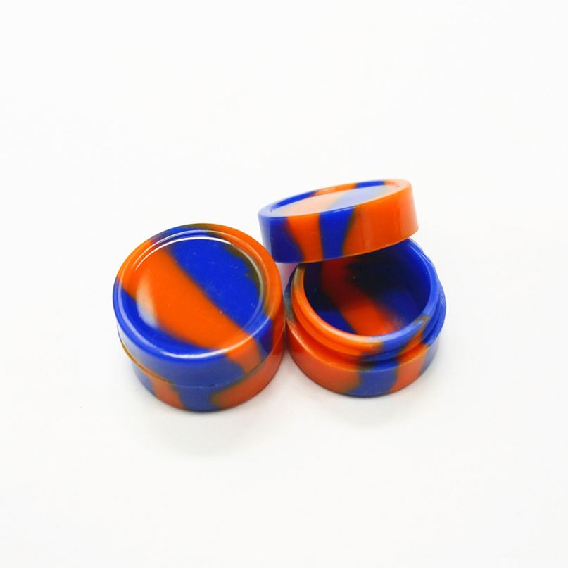Wax Container Silicone Weed Jar Wax/Oil Containers