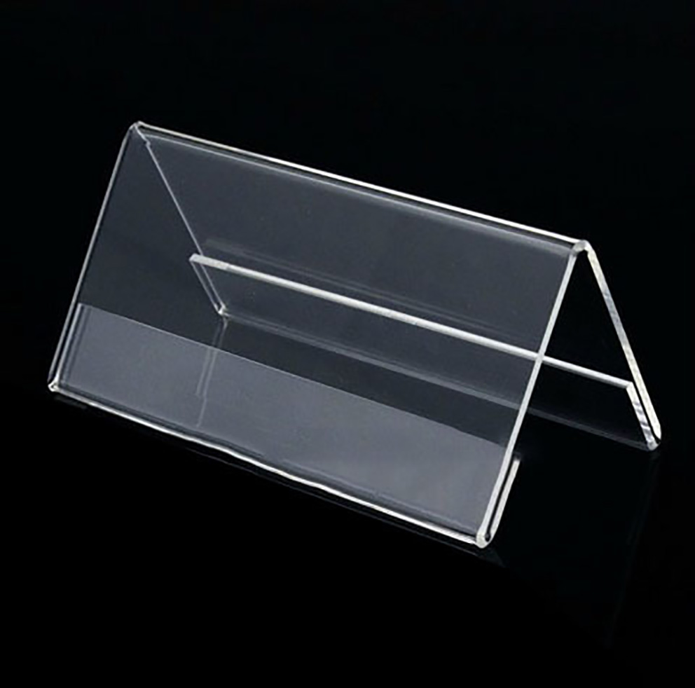 Wholesale Custom Acrylic Desk Name Plate Blank Acrylic