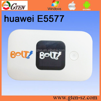300m Stock Huawei E5577 Tft Lcd Cat 4 Lte Stock With External Antenna  Support 6 Pin Sim Card - Buy 300m Huawei E5577,4g Router With Sim Card  Slot,4g