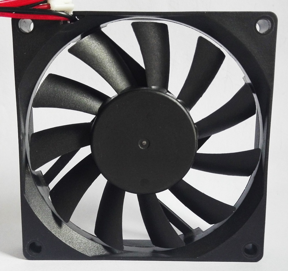 5V 12V 24V super thin 80x80x15mm 80mm 4000RPM axial dc cooling fan