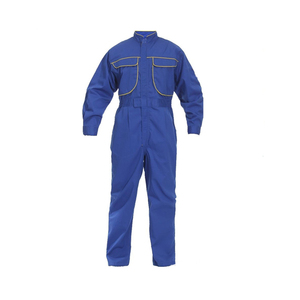 Wholesale custom men sweat worker overall uniform workwear