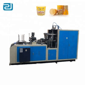 KFC Automatic Paper Bucket Forming Machine