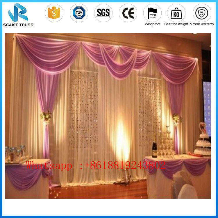 Backdrop Pipe And Drape For Wedding, Backdrop Pipe And Drape For ...