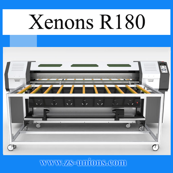 "stable quality ""16 print head uv flatbed printer"" with high quality"